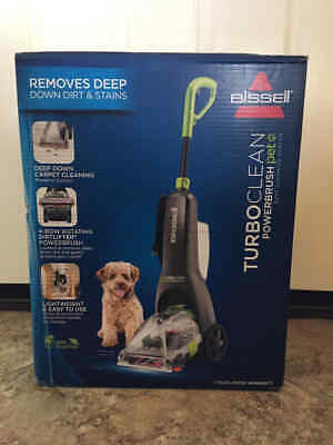 Bissell 2085 | TurboClean PowerBrush Pet Carpet Upright Cleaner Cleaning Formula