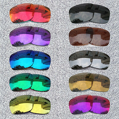 ExpressReplacement Polarized Lenses For-Oakley Ten X Sunglasses OO9128