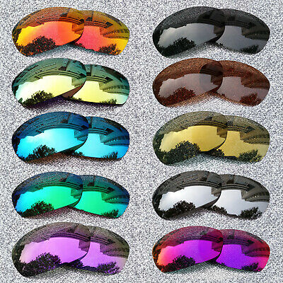 ExpressReplacement Polarized Lenses For-Oakley Straight Jacket 2007 Sunglasses