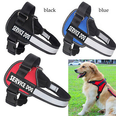 Power Harness Strong Adjustable & Reflective Dog Puppy Harnesses