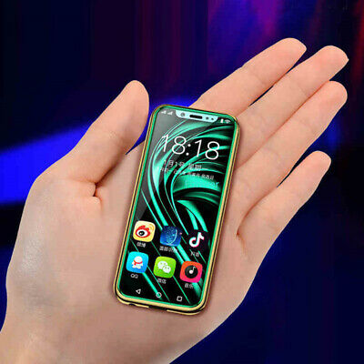 Smallest 4G Smartphone K-TOUCH I9 Super Mini 2GB 16GB Android8.1 Dual SIM Phone