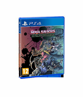 Ninja Saviors Return of Warrior (PS4)