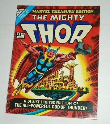 Marvel Treasury Edition    Mighty Thor   1975