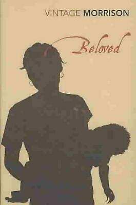 Beloved by Toni Morrison (English) Paperback Book Free Shipping!