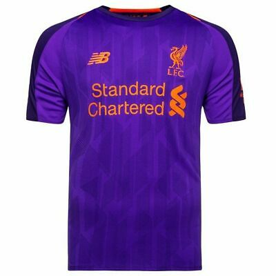 Liverpool Away Shirt Football Shirt 2018/2019 - New with tags - Small Size