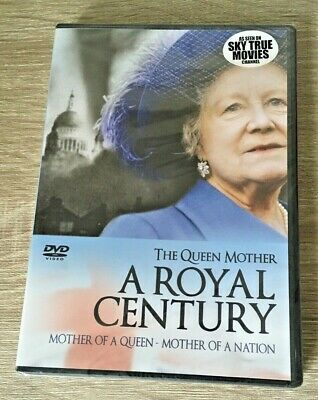 THE QUEEN MOTHER: A Royal Century DVD (2008) DVD BNIW NEW SEALED GIFT PRESENT