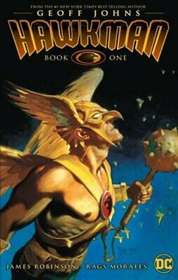 Hawkman By Geoff Johns Book One by Geoff Johns 9781401272906 | Brand New