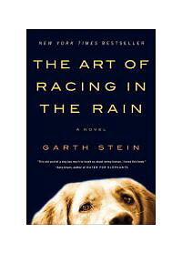 The Art of Racing in the Rain by Garth Stein (2009, Paperback)