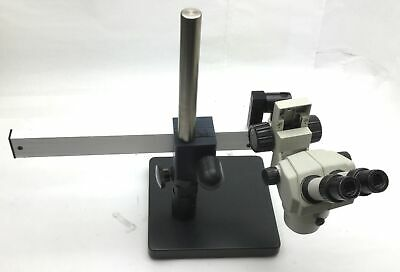 Nikon SMZ-1B Stereozoom Microscope Head, Mag 0.8x to 3.5x, Eye Pieces 10x/21