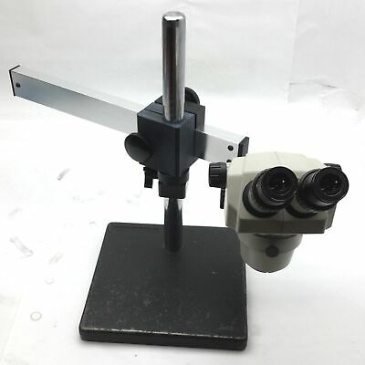 Nikon SMZ-1B Stereozoom Microscope Head Eye Pieces: 10x/21, Mag: 0.8x to 3.5x