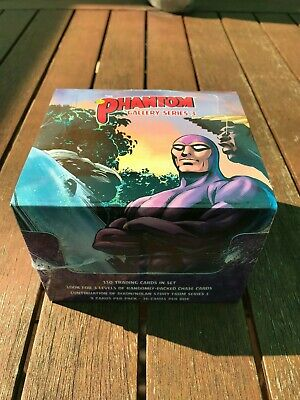 The Phantom Gallery - Series 2 - Trading Cards Box (Contains 36packs)