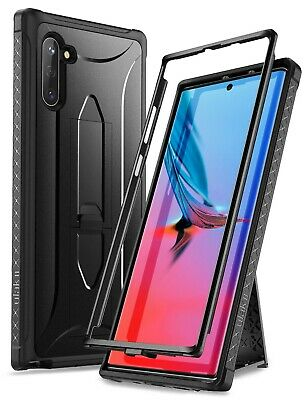 Knox Armor Kickstand Case Heavy Duty Shockproof Cover for Samsung Galaxy Note 10