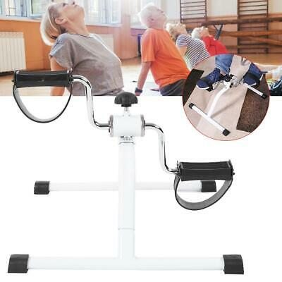 Trainer Portable Gym Fitness Workout Hand Foot Pedal Mini Exercise Bike Bicycle