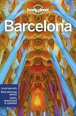 Lonely Planet Barcelona by Lonely Planet 9781786572653 | Brand New