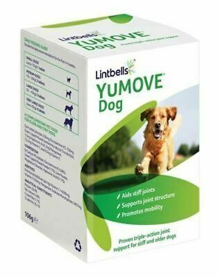 NEW Yumove Dog Joint Support Tablets x 120, Premium Service, Fast dispatch