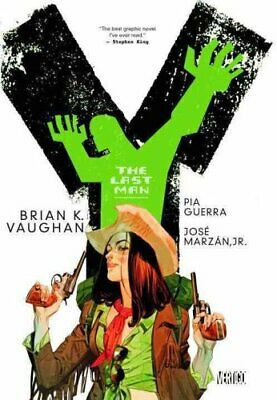 Y The Last Man Book Three by Brian K. Vaughan 9781401258801 | Brand New