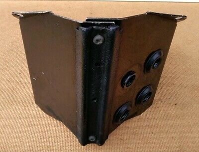 Land Rover Series 3 Auxiliary Centre Dash Switch Mount Panel /& Screws MRC4426