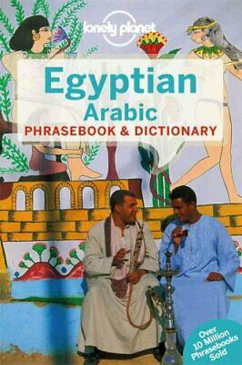 Lonely Planet Egyptian Arabic Phrasebook & Dictionary 9781741791334 | Brand