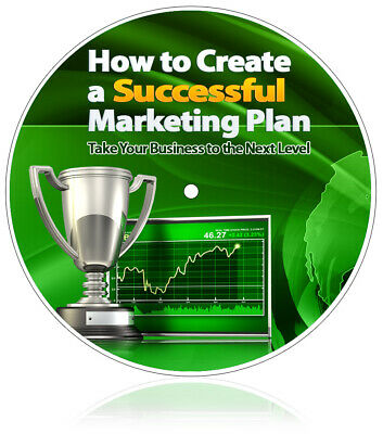 How to Create a Successful Marketing Plan PDF Ebook Ebooks MASTER Resell Rights