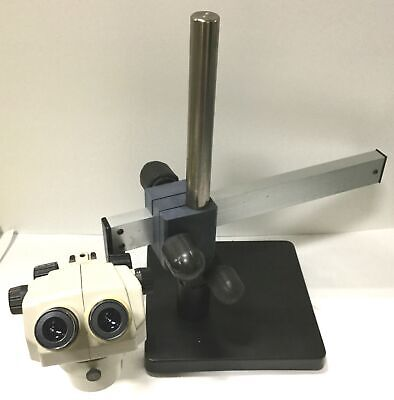 Nikon SMZ-1B Stereo Zoom Microscope Head, Mag: 0.8x to 3.5x, Eye Pieces 10x/21