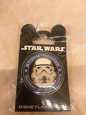 Exclusive Star Wars Pin Stormtrooper Disneyland Paris Disney