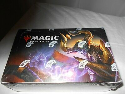 Magic The Gathering core set 2019 NIB unopened box booster packs