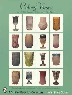Antique Celery Vases: Collectors ID Guide - Art & Pattern Glass, EAPG