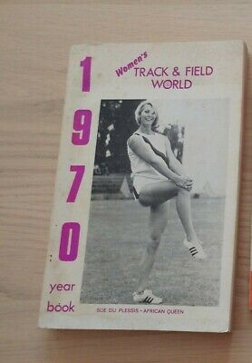 Women's Track & Field World yearbook 1970 - Ottimo stato
