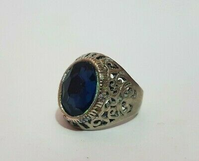 Ancient Roman Metal Ring Artifact Metal Ring Authentic Type Rare