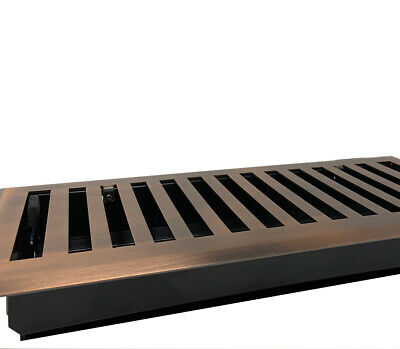 Madelyn Carter Modern Chic Venetian Bronze Wall and Floor Vent Covers (Steel)