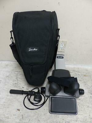 Saunders Cervical Traction Device Neck Spine Therapy With Case ~ FREE SHIPPING