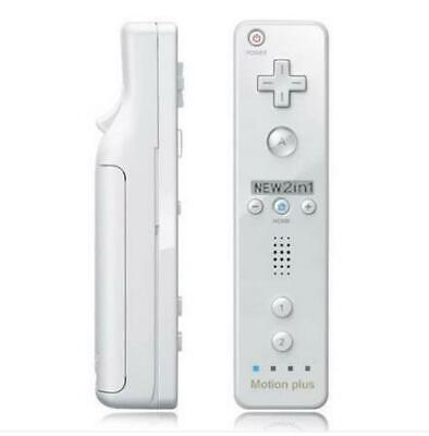 2 in1 Motion Plus Inside Game Remote Controller For Wii & Wii U HOT SALE