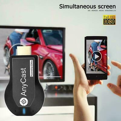 AnyCast M2 Plus WiFi Display Dongle 1080P HDMI TV DLNA Miracast Receiver IT 6n