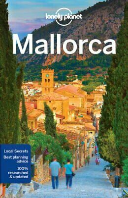 Lonely Planet Mallorca by Lonely Planet 9781786575470 | Brand New