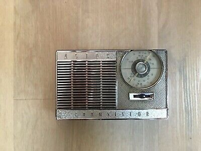 Vintage Astor 6 P11K Transistor Radio - Working