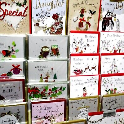 BANK HOLIDAY CHRISTMAS PACKAGE HANDMADE CARDS x 420, JUST £149.00  SRP £1200.