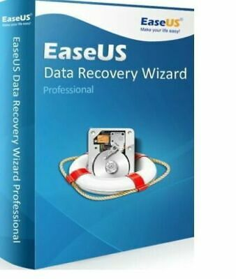Easeus Data Recovery Wizard 11.8 Professional With License Key