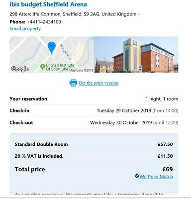 Sheffield Stay For Little Mix October