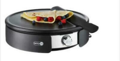 crepes maker 1500w Switch On CA-A0201 Crepes -3 Jahre Garantie - 50% Rabatt
