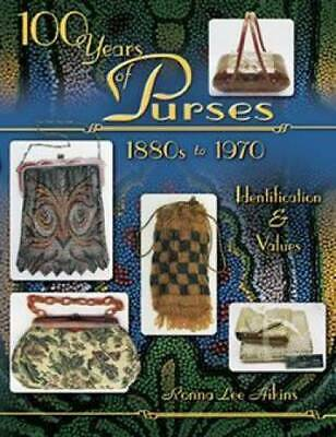 Vintage Purse ID book Mesh Bead Whiting Davis MORE