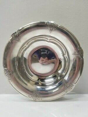 Vintage Towle Silversmiths 52370 Solid 925 Sterling Silver Large Serving Bowl