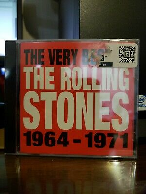 The Very Best Of The Rolling Stones CD 1964-1971 by The Rolling Stones New