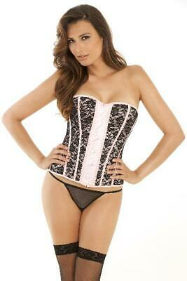 Desert Rose Bustier and G-String Set  by Rene Rofe - Australian Stock