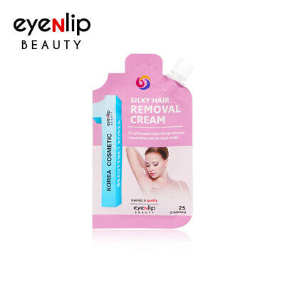 [EYENLIP] Silky Hair Removal Cream 25g - BEST Korea Cosmetic