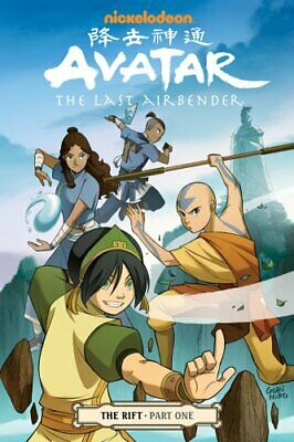Avatar: The Last Airbender#the Rift Part 1 by Gene Luen Yang 9781616552954