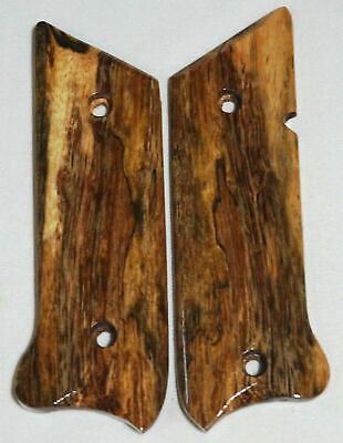 RUGER MKII only GRIPS SPALTED MANGO WOOD X-1 EXTRA NICE L@@K!!!