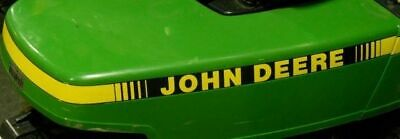John Deere Hood Trim Decal Set - M116344 M116345 M114655 - F510