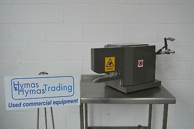Draining table linking table stainless steel 158cm x 67cm x 94cm high £260+ VAT