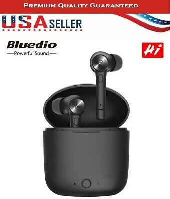 NEW Bluedio Hi wireless bluetooth headphone earphone phone stereo sport earbuds