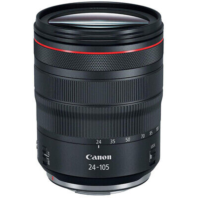 Canon RF 24-105mm F4 L IS USM Lens - (2963C002)